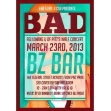 BZ Bar with my homies Fab 5 and CSB